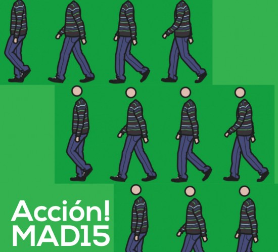 cartel action mad curso 2015 UCM th